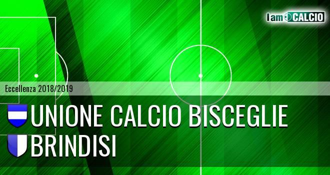 Unione Calcio Bisceglie - Brindisi