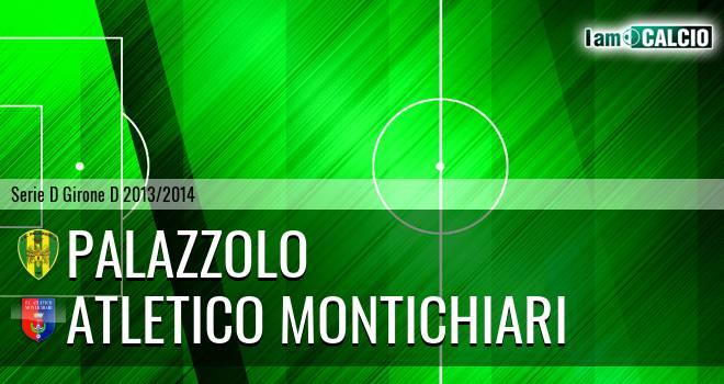 Palazzolo - Atletico Montichiari