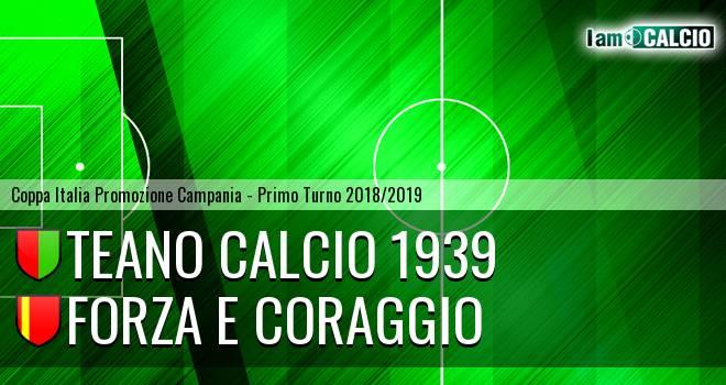 Teano Calcio 1939 - Forza e Coraggio