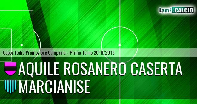 Aquile Rosanero Caserta - Marcianise