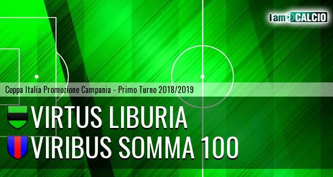 Virtus Liburia - Viribus Somma 100