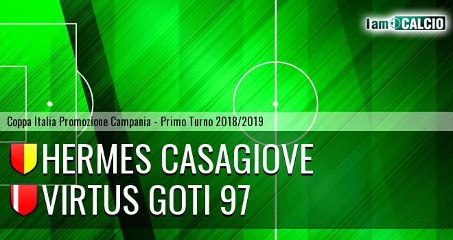 Hermes Casagiove - Virtus Goti 97