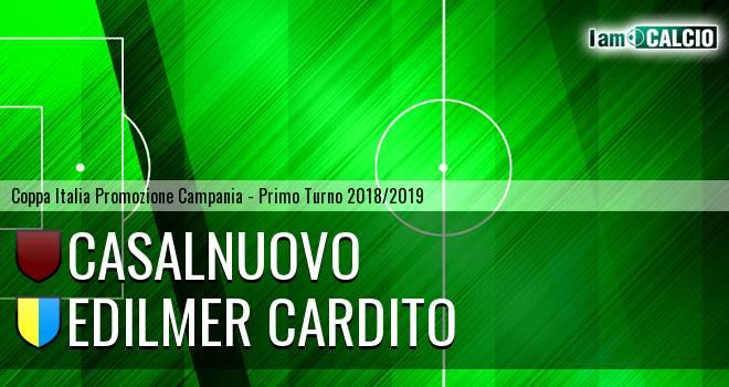 Madrigal Casalnuovo - Edilmer Cardito
