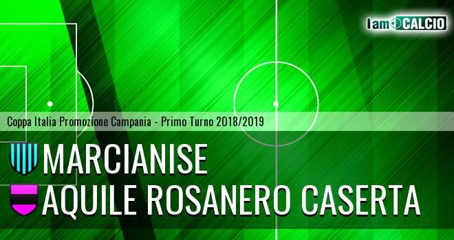 Marcianise - Aquile Rosanero Caserta