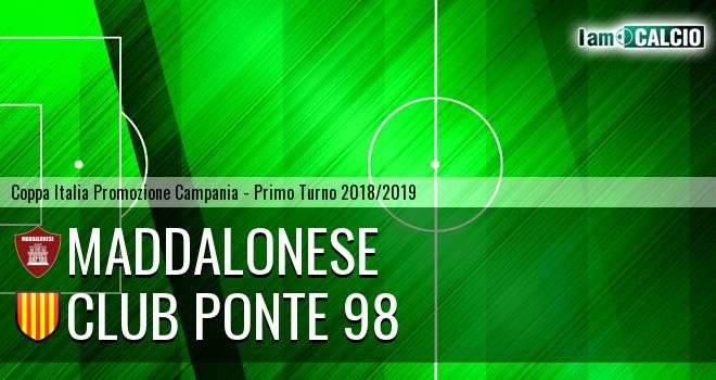 Maddalonese - Club Ponte 98