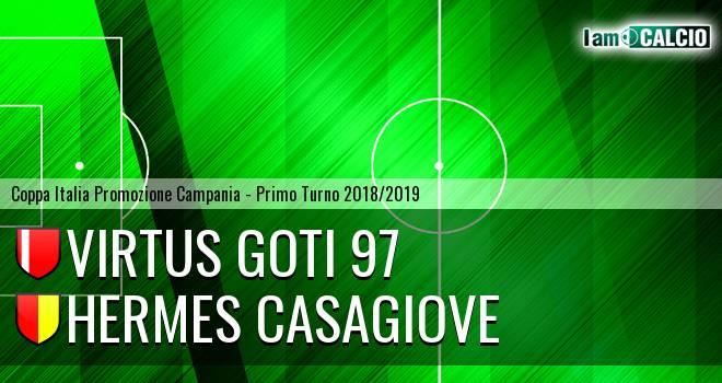 Virtus Goti 97 - Hermes Casagiove
