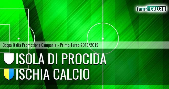 Procida Calcio - Ischia Calcio