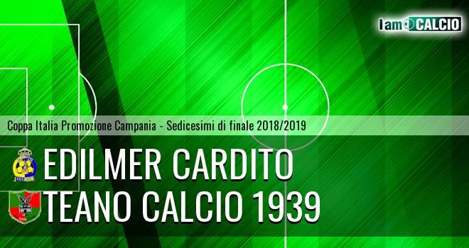 Edilmer Cardito - Teano Calcio 1939
