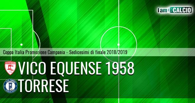 Vico Equense 1958 - Torrese
