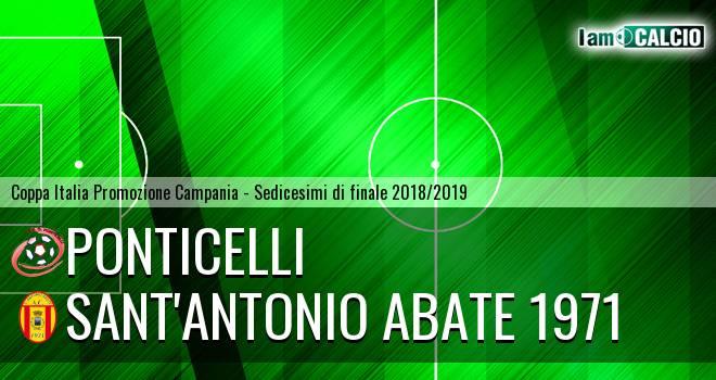 Ponticelli - Sant'Antonio Abate 1971
