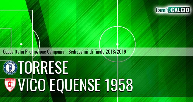 Torrese - Vico Equense 1958