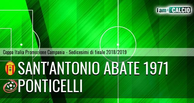 Sant'Antonio Abate 1971 - Ponticelli