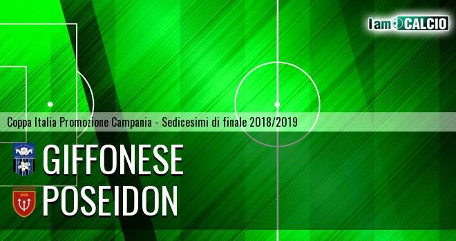 Giffonese - Poseidon Licinella