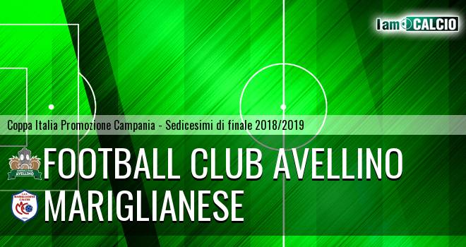 Football Club Avellino - Mariglianese