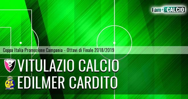 Vitulazio Calcio - Edilmer Cardito