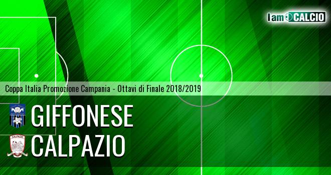 Giffonese - Calpazio
