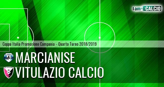 Marcianise - Vitulazio Calcio