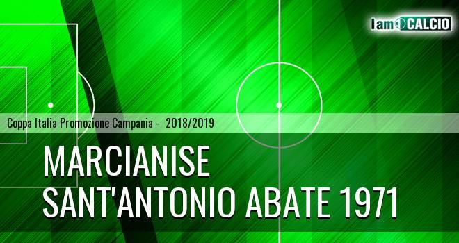 Marcianise - Sant'Antonio Abate 1971