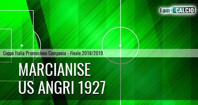 Marcianise - Us Angri 1927 3-0. Cronaca Diretta 20/03/2019