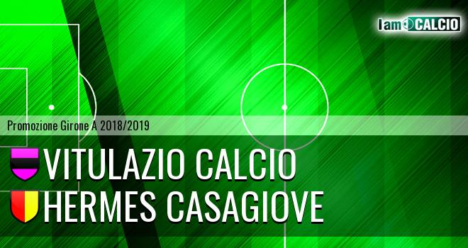 Vitulazio Calcio - Hermes Casagiove