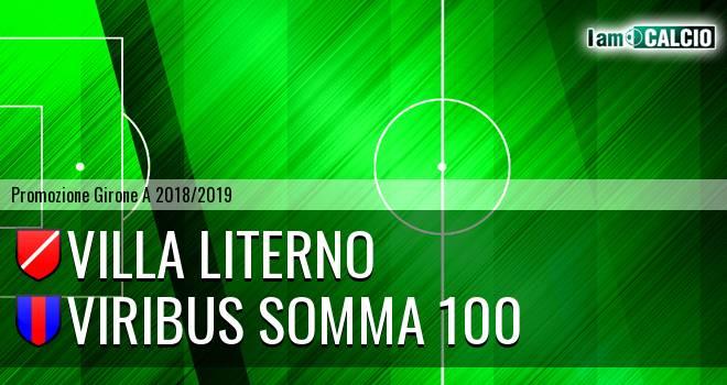 Villa Literno - Viribus Somma 100