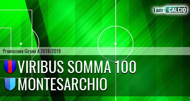 Viribus Somma 100 - Montesarchio