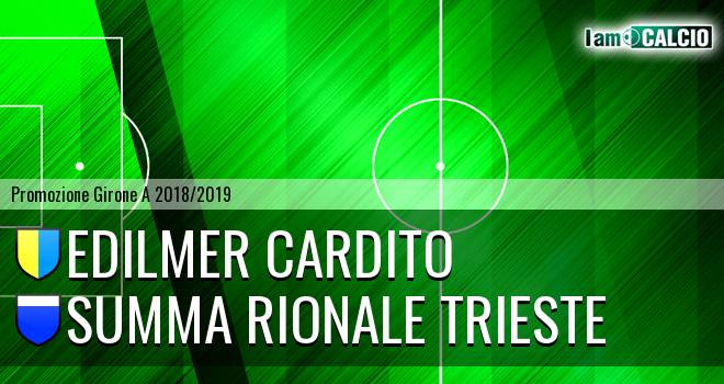 Edilmer Cardito - Summa Rionale Trieste