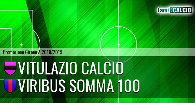 Vitulazio Calcio - Viribus Somma 100