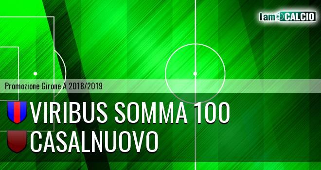 Viribus Somma 100 - Madrigal Casalnuovo