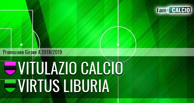 Vitulazio Calcio - Virtus Liburia
