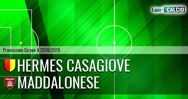 Hermes Casagiove - Maddalonese