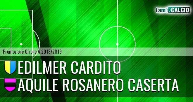 Edilmer Cardito - Aquile Rosanero Caserta