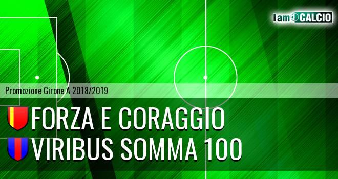 Forza e Coraggio - Viribus Somma 100
