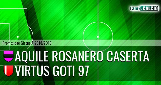 Aquile Rosanero Caserta - Virtus Goti 97