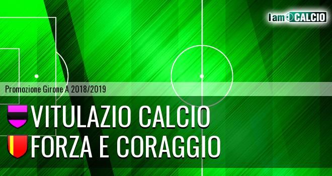 Vitulazio Calcio - Forza e Coraggio