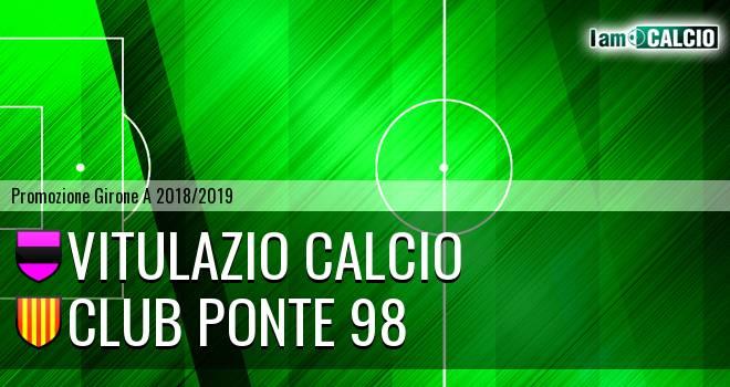 Vitulazio Calcio - Ponte '98