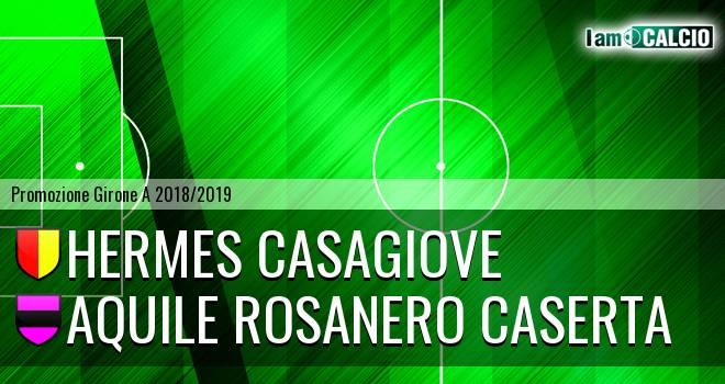 Hermes Casagiove - Aquile Rosanero Caserta