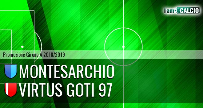 Montesarchio - Virtus Goti 97
