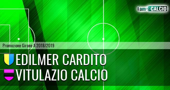 Edilmer Cardito - Vitulazio Calcio