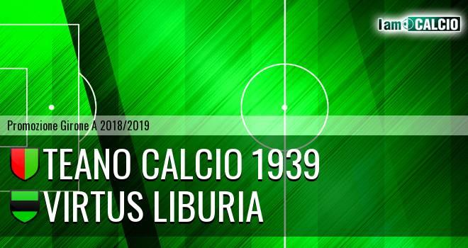 Teano Calcio 1939 - Virtus Liburia