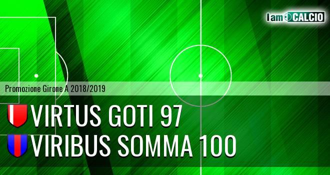 Virtus Goti 97 - Viribus Somma 100