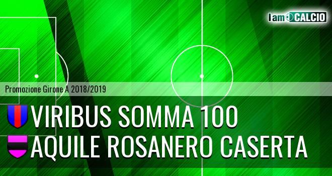 Viribus Somma 100 - Aquile Rosanero Caserta