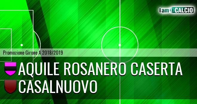 Aquile Rosanero Caserta - Casalnuovo