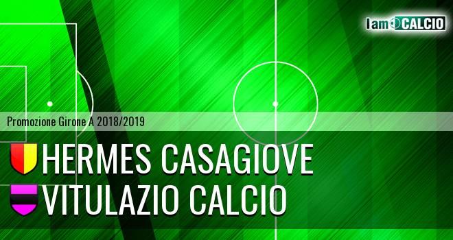 Hermes Casagiove - Vitulazio Calcio