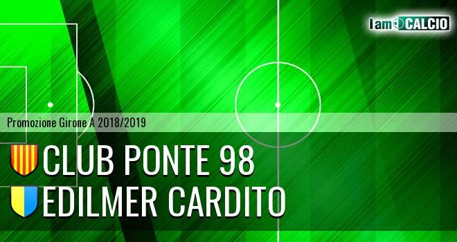 Ponte '98 - Edilmer Cardito