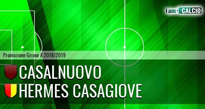 Madrigal Casalnuovo - Hermes Casagiove