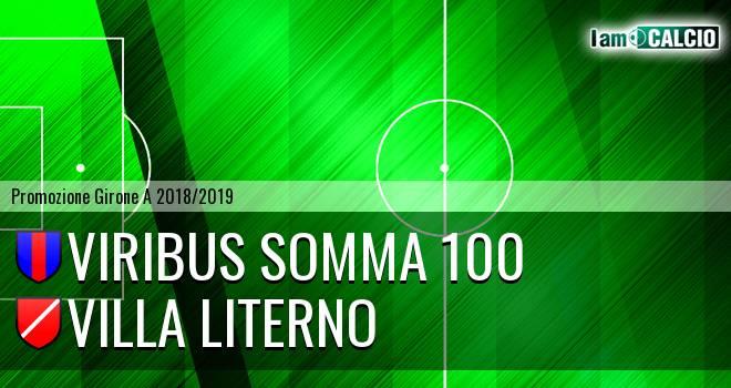 Viribus Somma 100 - Villa Literno