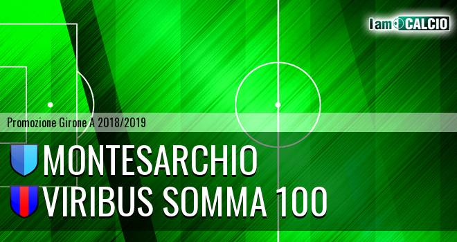 Montesarchio - Viribus Somma 100