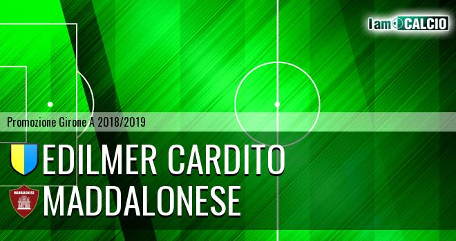 Edilmer Cardito - Maddalonese