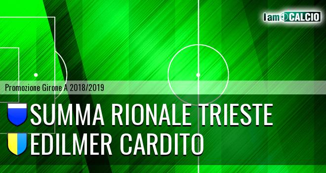 Summa Rionale Trieste - Edilmer Cardito
